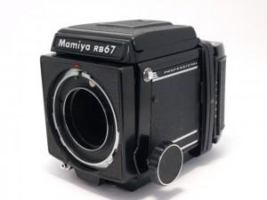マミヤ RB67