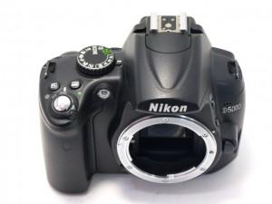 ニコン D5000