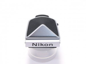 ニコン F2用アイレベルファインダー DE-1シルバー
