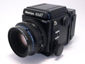 マミヤ RZ67プロⅡ+Z110/2.8W+120ホルダー