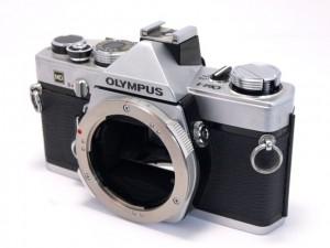 オリンパス OM-1 MD シルバー