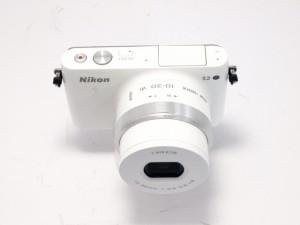 コン ニコン1 S2+PD10-30付(ホワイト)