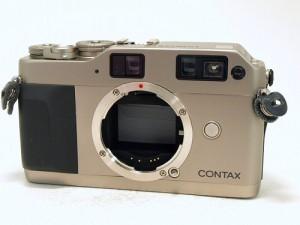 コンタックス G-1(ROM未改造)