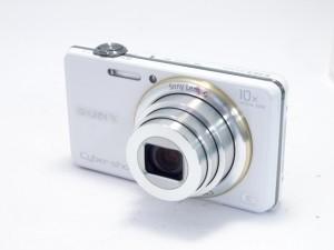 ソニー DSC-WX100(ホワイト)