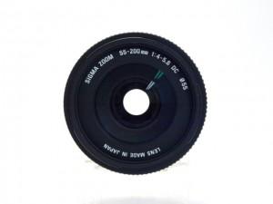 シグマ AF55-200/4-5.6DC EOS用
