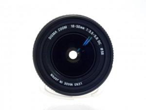 シグマ AF18-50/3.5-5.6DC EOS用