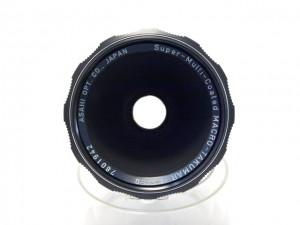 ペンタックス SMCT50/4マクロ