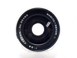 マミヤ 645用 C55/2.8