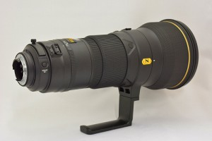 ニコン AF-S400/2.8G ED VR