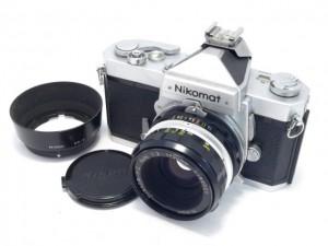 ニコン ニコマートFTN+オートニッコールH50/2C