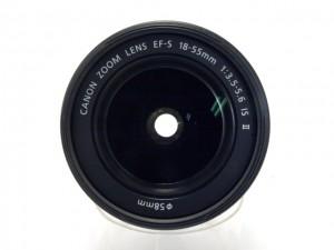キヤノン EF-S18-55/3.5-5.6 IS Ⅱ