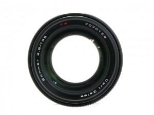 コンタックス(京セラ) S 135/2.8 MM J