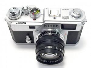 ニコン S3型 2000 Limited 50/1.4