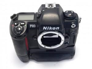 ニコン F100+MB-15