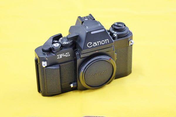 Canon New F-1AE
