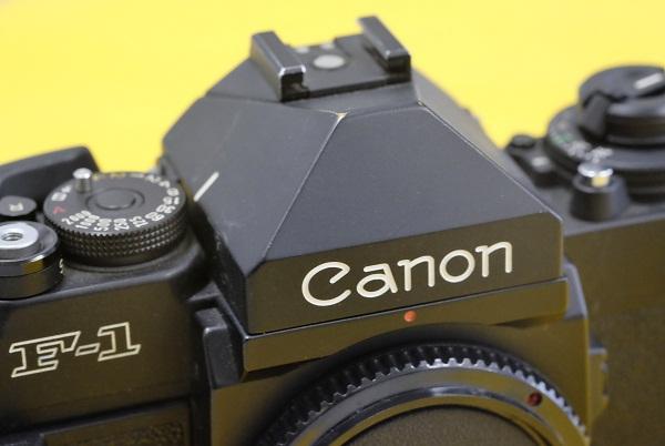 Canon NewF-1AE
