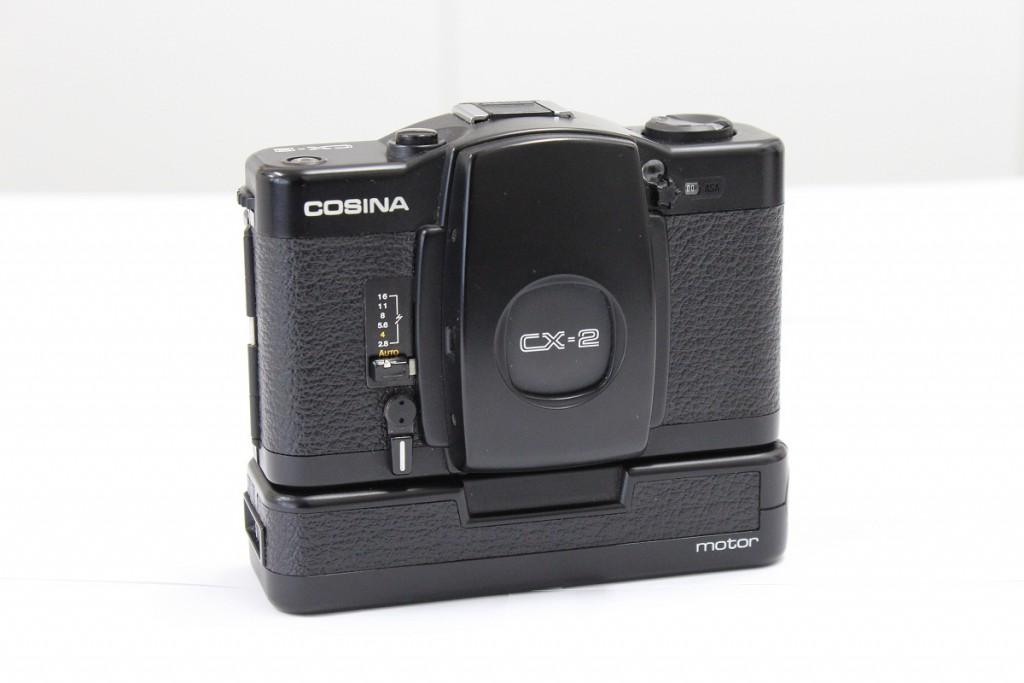 COSINA コシナ CX-2+モーター2111040015430a