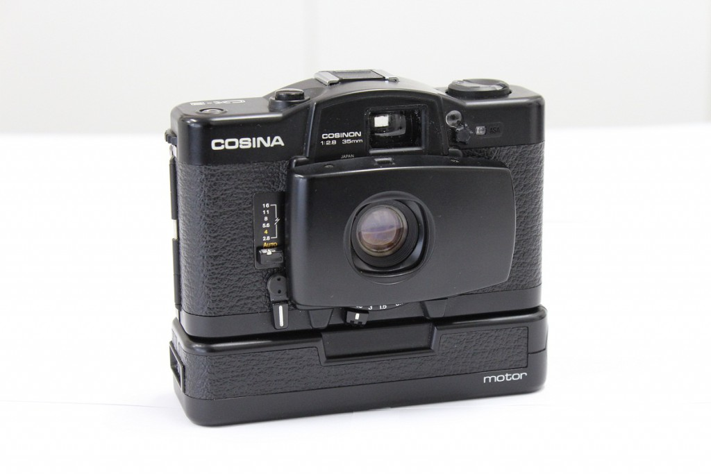 COSINA コシナ CX-2+モーター2111040015430b