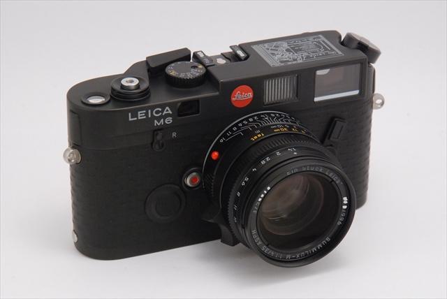 ライカ M6 一株ライカ+ズミルックスM35/1.4ASPH.[アインシュトック ライカ]_793848a