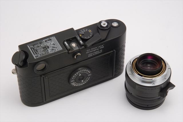 ライカ M6 一株ライカ+ズミルックスM35/1.4ASPH.[アインシュトック ライカ]_793848c