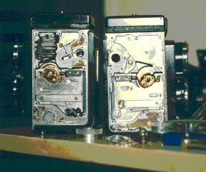 ステレオカメラ製作