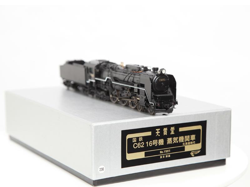 C62 16号機 北海道時代