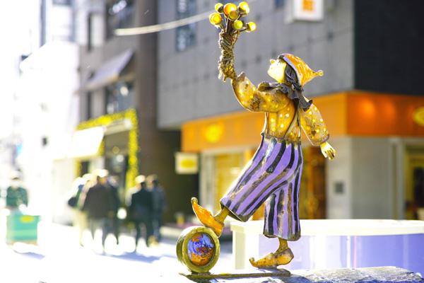 銀座を歩く(4)