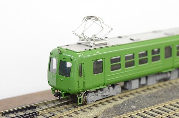 東急5000系「青ガエル」