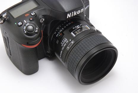 マイクロニッコール60mmF2.8D