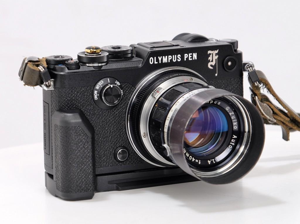 PEN-F 40mmF1.4