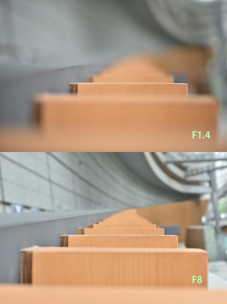 ニコンAI AF Nikkor 50mm f/1.4D(2)