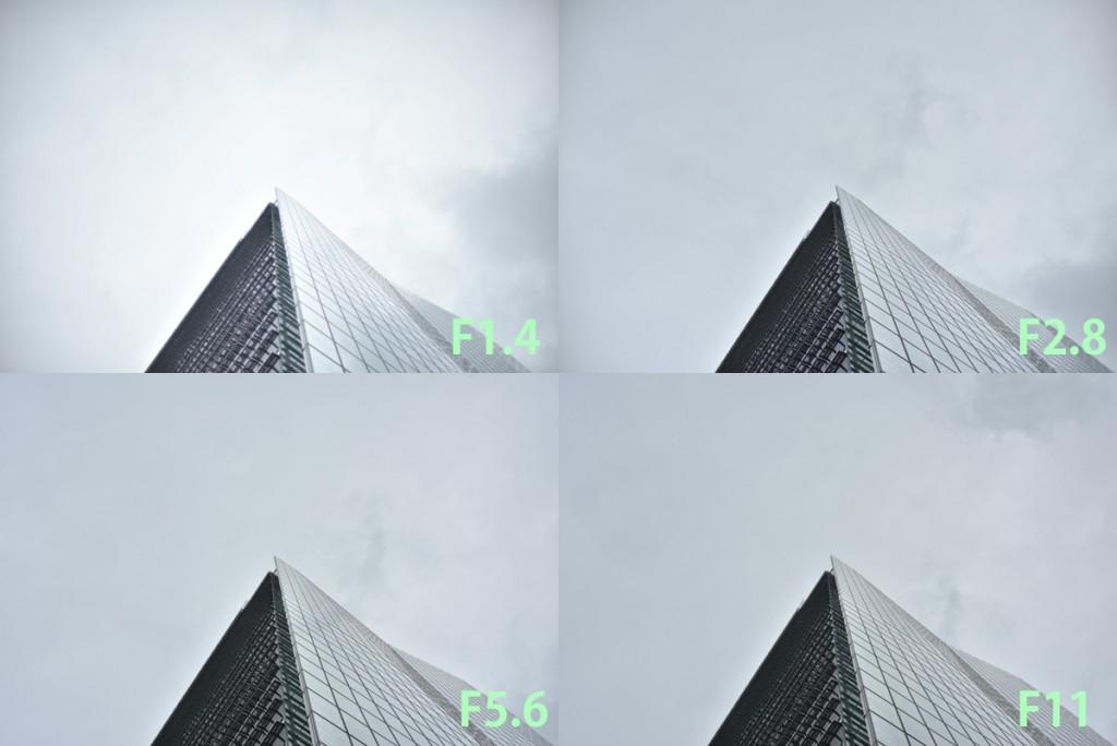 ニコンAI AF Nikkor 50mm f/1.4D(3)