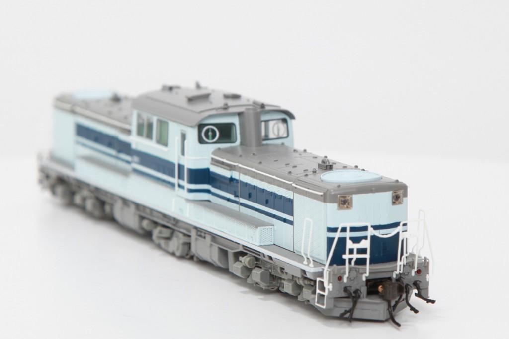 天賞堂 DD51 ユーロライナー カンタムサウンド