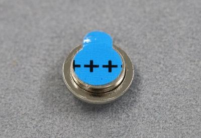 空気電池 1.35V