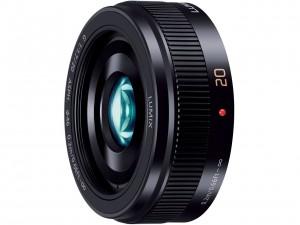 パナソニック LUMIX G 20mm/F1.7Ⅱ ASPH. H-H020A