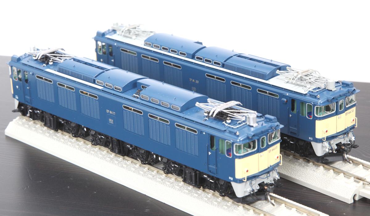 ムサシノモデルEF64-0