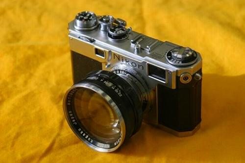 Nikon S2 5cm/1.1