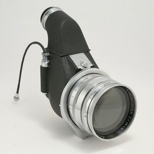 コンタックス用ミラーボックス+ゾナー18cm/2.8_a