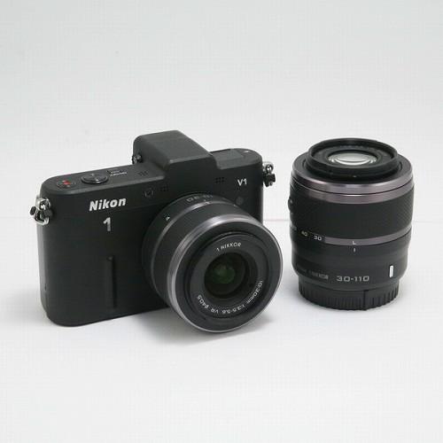 Nikon1 V1 ダブルズームキット(BK)_653432a