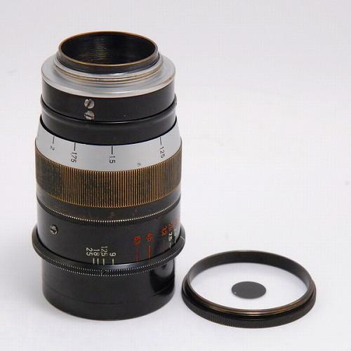 タンバールL9cm/2.2+フィルター_670613b