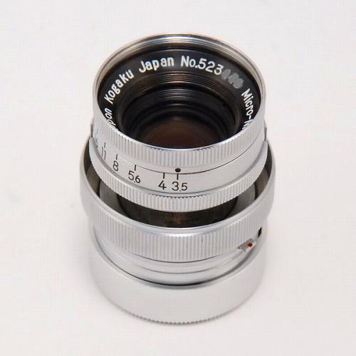 ニコン S用マイクロニッコールC5cm/3.5_654491a