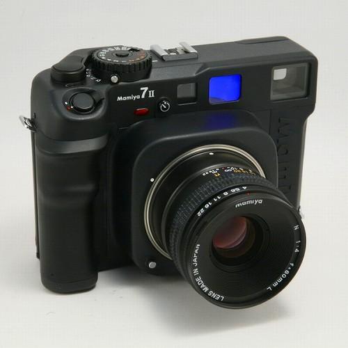 マミヤ7II(BK)+N80/4L_a