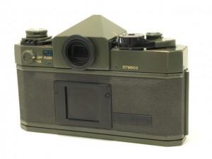 キヤノンF-1オリーブ