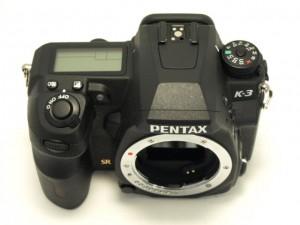 ペンタックスK-3