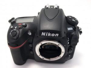 ニコンD800E