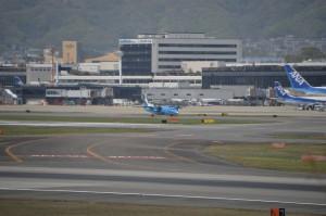 天草エアライン 32R離陸