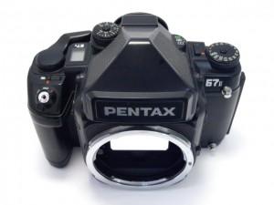 ペンタックス67Ⅱ