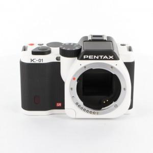 ペンタックスK-01