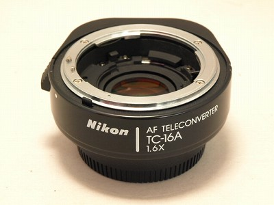 ニコンTC-16A