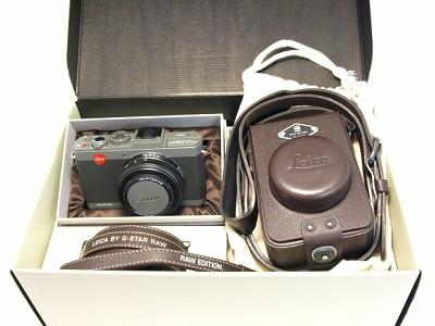 ライカ D-LUX6 G-STAR RAWエディション